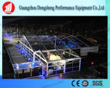 20mx30m Outdoor Garden Wedding Tent with Transparent Roof Marqueeand Clear Wall Tent