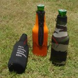 Promotional Drink Bottle Koozie, Neoprene Beer Beverage Insulated Cooler Bag (BC0085)