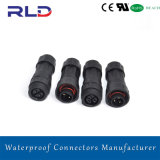 IP67 Waterproof 2pin 3pin 4pin Connector with Factory Directly Sale