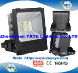 Yaye 18 Best Sell Competitive Price 250W Outdoor LED Flood Lights with CREE/MW/Ce/RoHS/5 Years Warranty