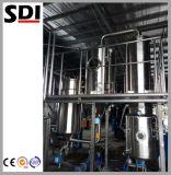 Low Temperature Heating Vacuum Dehumidifier for Honey