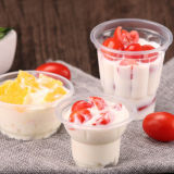 wholesale pricedisposable clear plastic ice cream cup(PP cup)