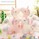 Wholesale Custom Plush Soft Stuffed Animal Unicorn Toy