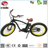 2017 New 750W Hummer Beach Electric Bicycle LCD Display Fashion E-Bike