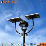 Soncap Certified 40W Solar Energy LED Park Lighting System
