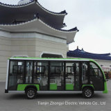 14 People Electric Vehicle City Bus