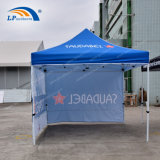 300d Polyester 3X3m Folding Tent with Logo for Promotion Market