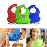 Hot Waterproof Silicone Baby Bib