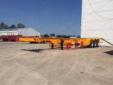 Two-Axle Container Skeleton Semi-Trailer Semi-Trailer Lift Axle Air Suspension