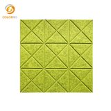 100% Polyester Fiber Reduce The Noise Carved Plate Applicable to Cinema, Children′s Room etc.