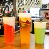 PP Material Water Clear Disposable Plastic Cup