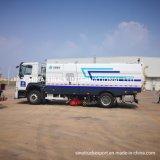 HOWO Chassis Street Sweeper Truck 5251tsl