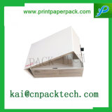 Fashion Best Selling White Custom Luxury Book Paper Carry Packing Bag