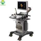 FM-580c Obstetrics and Gynecology Department Trolley Full Digital 4D Color Doppler Ultrasound Scanner