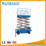 Recruitment of Agents Scissor Lift