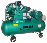 Hta-120 12.5bar 500L 11kw 15HP High Pressure Air Compressor
