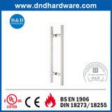 Stainless Steel 304 Glass Bathroom Door Pull Handle Hardware