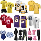 Soccer Ice Hockey Cycling Football Basketball Baseball Swimming Gym Fitness Yoga Sports Wear