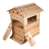 Factory Supply Two Level Bee Hive/Fir Wood Beehive