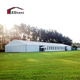 500 Seater Outdoor Aluminum Sun Protection Durable Celebration Party Waterproof PVC Event Tent White PVC Wedding Tent