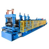 Automatic Quick Change Size Type C Purlin Sectional Shaped Keel Rail Deck Panel C Channel C Lip Roll Forming Machine/Building Material Making Machine