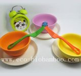(BC-B2010) Fashionable Eco Bamboo Fiber Tableware Bowl