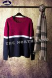Men′s Fashion Cashmere Knitted Sweater