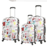 Fashion and Classic PC Luggage Set (HTAP-0310)