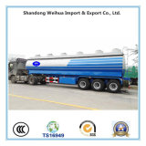 40000L Oil Tank Trailer with 6 Compartments for Hot Sale