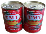 Canned Tomato Paste (TMTbrand size 400g producton line)