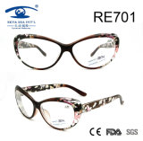 Men Women Designer Italy Design Reading Glasses (RE701)