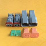Automotive Electrical Connect Wire Cable Deutsch Dt Connector Dt06-2s