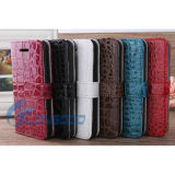 Wallet Leather for iPhone 5c Case Skin with Inner Slot Credit Card