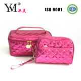New Pink Cosmetic Bag Set