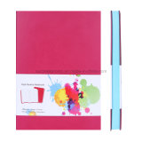 High Quality Softcover Notebook with Color Sides