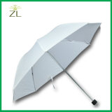 DIY Cheap Hot White Color Umbrellas Unique Creative Promotional Products