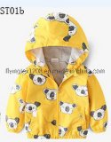 Stock Cheap Children Printed Casual Jacket Multiple Colours