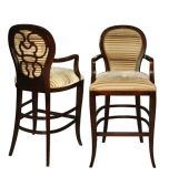 Hotel Bar Stool (GLB-016)