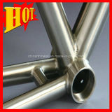 Customized Gr9 (3AL2.5V) Titanium BMX Frame Part