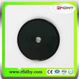 Popular RFID High Temperature Resist Washable Laundry Coin Tag