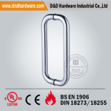 Stainless Steel 304 / 316 Pull Handle for Glass Door
