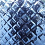 China Top Ten Suppliers Stainless Steel Diamond Plate From Foshan
