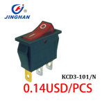 Factory Price Home Appliance Kcd3 Rocker Switch