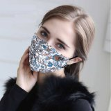 Fashion Mask Cotton Material with Pm2.5 Filter