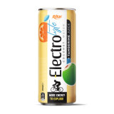 250 Ml Alu Can Electrolyte Coconut Water with Tangerine Juice