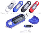 OEM Logo Multiple Languages MP3 Player with Screen Radio Recorder