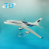 Malaysia Airlines A380 1: 100 Resin Model Plane