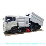 King Run Efficent Street Vacuum Road Sweeper 7 Cbm Garbage 9 Cbm Water Stainless Steel 4X2 -4X4 -Rhd. LHD