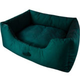 Grey Soft Pet Travel Bed Crate Dog Outdoor Pet Bed