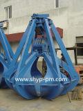 Mechanical Rope Orange Peel Grab